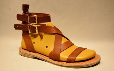 Fabriquer ses sandales
