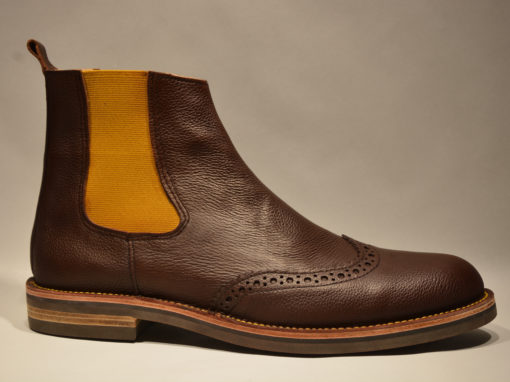 Boots Édimbourg