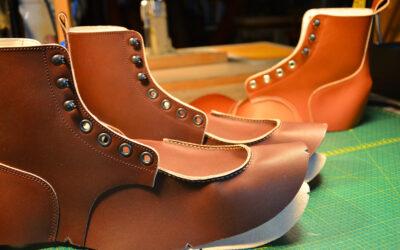 Venez fabriquer votre paire de chaussures avec nous !